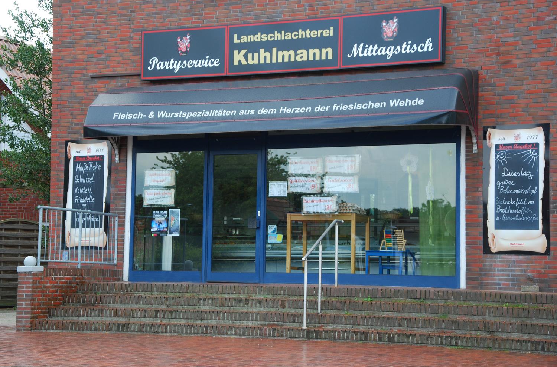 Landschlachterei Kuhlmann Neuenburg